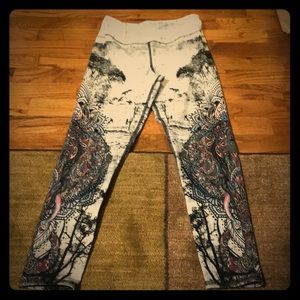 Evolution and Creation Elephant Leggings